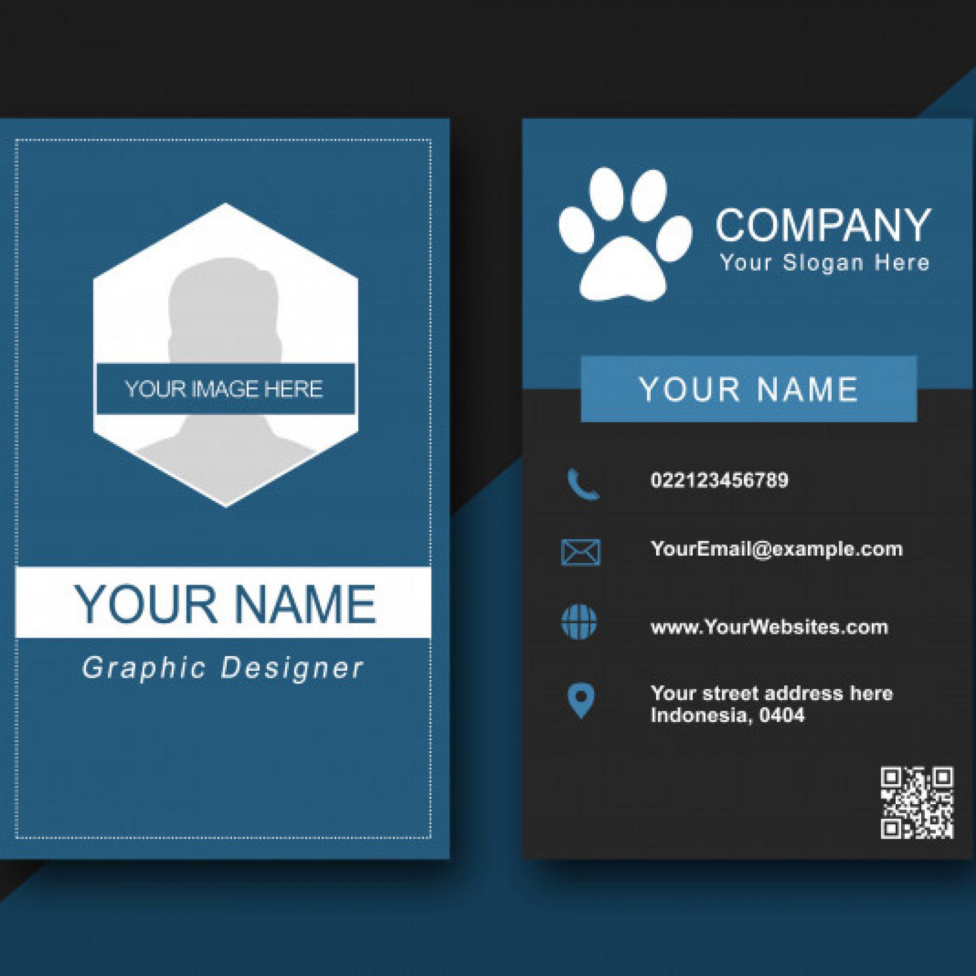 card Logo Designing